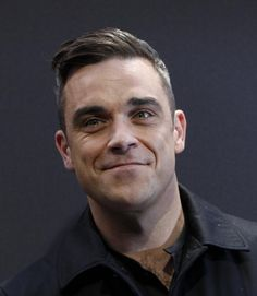 Lovely robbie Williams