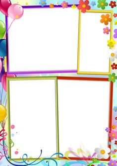 Reset Girl, Boarders And Frames, Infographic Powerpoint, Scrapbook Borders, Album Photo, Birthday Wishes, Picture Frames, Hello Kitty, Photoshop