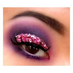 Makeup Oh I should have been a drag queen. ❤ liked on Polyvore featuring beauty products, makeup, beauty and eyes