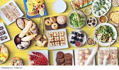 Wir haben die besten Ideen fürs Kinder-Party- & Kindergarten-Buffet, für Kita-Feier, Sommerfest oder Kindergeburtstage. So klappt's auch mit dem Nudelsalat.