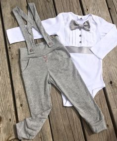 baby boy tuxedo, baby blessing outfit boy, christening outfits for boy, baptism outfit boy, wedding outfit baby boy Baby Boy Baptism Outfit, Baby Girl Shoes, Baby Boy Outfits, Boys Tuxedo, Baby Shower Favors Girl, Grey Bodysuit, Baby Blessing, Baby Girl Crochet, Baby Boy Fashion