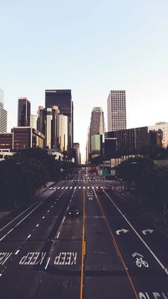 Imagem de city, los angeles, and wallpaper