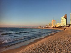 TEL AVIV Tel Aviv, Beach, Water, Travel, Outdoor, Gripe Water, Outdoors, Viajes, The Beach