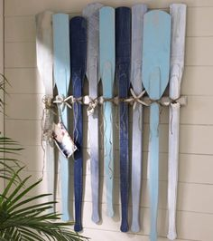 #Craft Beach club wall art.|Swim over to Joann.com or Jo-Ann Fabrics and Crafts for free project ideas.