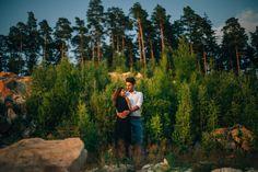 Marta & Kamil || Poland #photography #oldstonemine #sunbeams #goldensun #sunset