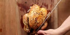 Editors' Note: We love Thomas Keller's roast chicken recipe so much that we asked him to share his favorite roast turkey recipe as well. Check out My Favorite Roast Turkey.