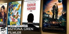 6 Şubat 2015 Cuma | Vizyona Giren Filmler
