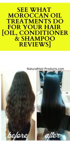 Click here to see more smart tips... Moroccan Oil, Deep Conditioner For Natural Hair, Natural Hair Shampoo, Argan Oil Hair Benefits, Best Hydrating Shampoo, Oil Treatment For Hair, Curly Girl Method