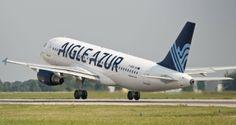 Aigle Azur A320 F-HBIS