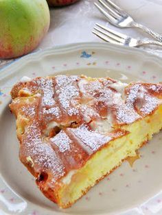 Sweet Desserts, Healthy Desserts, Sweet Recipes, Food N, Good Food, Food And Drink, Polish Recipes, Cupcake Cakes, Cooking Recipes