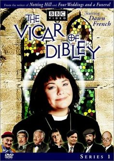 The Vicar of Dibley - The Complete Series 1 WARNER HOME VIDEO