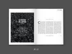 8½ Magazine on Behance