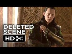 Thor: The Dark World Deleted Scene - No Killing (2013) - Marvel Movie HD - YouTube