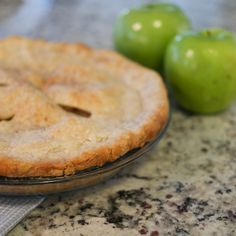 First things first, I pretty much require that you listen to the new Pentatonix Christmas Album while baking this pie. I've baked 2 apple pies in the last 2 weeks while also listening to that…