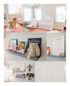 Best Dc Newborn Photographer C Pink Safari Nursery Southern Baby Charleston