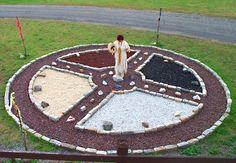 Native+American+Medicine+Wheel+Earth | Medicine Wheel Drumming