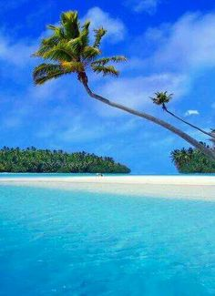 Stunning tropical beach