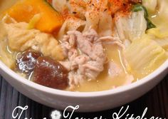 My Family's Kabocha Squash Hoto Udon Noodles Recipe by cookpad.japan - Cookpad