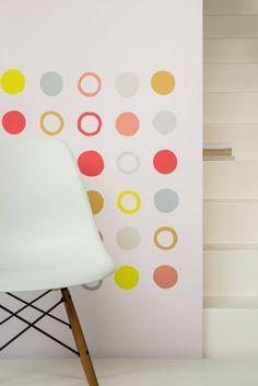 Farebné trendy pre tento rok a ich inšpirácie Colorful Interior Design, Decor Interior Design, Colorful Interiors, Denim Drift, Chair, Creative, Furniture, Madame, Sleeping Beauty