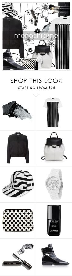 """""""Untitled #838"""" by drn57 ❤ liked on Polyvore featuring Gorgeous Cosmetics, Alexander Wang, T By Alexander Wang, Moschino, Michael Kors, 3.1 Phillip Lim, le top, Bobbi Brown Cosmetics and Robert Clergerie"""