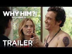 Why Him? (December 2016)  Bryan Cranston, James Franco - Trailer #2 | 20th Century FOX
