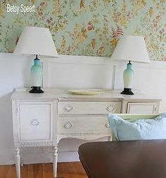 Betsy Speert's Blog: A Cottage Dining Room for Miriam