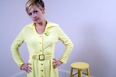 Vintage Clothing, Vintage, This 1960s dress is perfect for spring! $22.00
