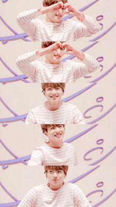 Sooooo Cute (╹◡╹)♡ #JUNGKOOK #BTSHomeParty
