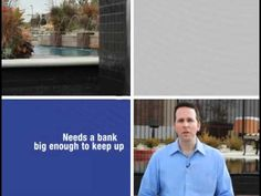 ▶ Western Capital Bank and Pristine Pools and Spas - YouTube