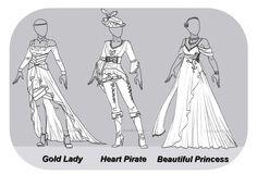 Outfit OTA : Batch.14 ( OPEN : 0/3 ) by JessyB-Design on DeviantArt