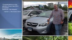 Dear stephan ochrim   A heartfelt thank you for the purchase of your new Subaru from all of us at Premier Subaru.   We're proud to have you as part of the Subaru Family.
