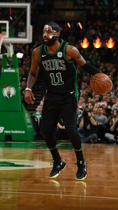KYRIE IRVING WALLPAPER  Boston Celtics