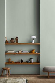 Interior Design Living Room, Living Room Decor, Bedroom Decor, Ikea Bedroom, Bedroom Green, Bedroom Furniture, Bedroom Ideas, Master Bedroom, Furniture Design