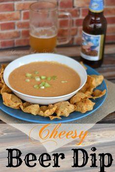 Beer cheese dips, Beer cheese and Cheese dips on Pinterest