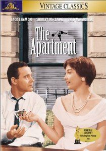 Amazon.com: The Apartment: Jack Lemmon, Shirley MacLaine, Fred MacMurray, Dorothy Abbott, Edie Adams, Benny Burt, Hope Holiday, Joyce Jameson, Jack Kruschen, Frances Lax, David Lewis, Johnny Seven, Joan Shawlee, Hal Smith, Naomi Stevens, Ray Walston, Willard Waterman, David White, Joseph La Shelle, Adolph Deutsch, Billy Wilder, Dan Mandell: Movies & TV