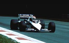 Nelson Piquet, Brabham BT52B @ Monza 1983 Italian Grand Prix