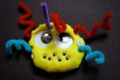 monster playdough