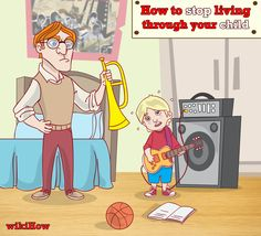 wikiHow to Stop Living Through Your Child via www.wikiHow.com