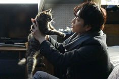 佐藤健と愛猫とのふれあい収めた「世界から猫が消えたなら」場面写真&予告編公開 - 映画ナタリー