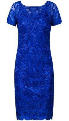 Blue clothes   Blue Dress!!