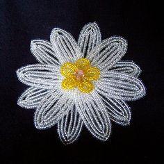 Beaded flower                                                                                                                                                      More