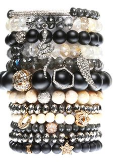 Sydney Evan's highly coveted beaded bracelets!