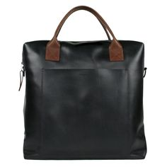 Luxe from Defy Bags - The tough-as-nails bag maker grows up with a sleek leather brief