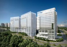 26 Liberty Plaza, Mexico City,  Richard Meier Partners
