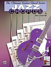 The Ultimate Guitar Chord Series: Jazz Chords (Book)