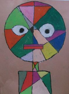 Klee Project Art Projects for Kids