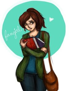 Cath from the amazingly wonderful novel, Fangirl, by Rainbow Rowell. Holy Jeezus if you haven't read this book, please do. Fangirl Book, Book Fandoms, Book Nerd, Eleanor And Park, Rainbow Rowell, Book Characters, Fictional Characters, 12th Book, Fictional World