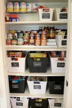 15+ Clever Ways to Store Camper Food