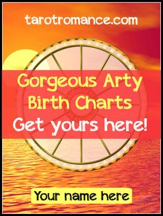 Vibrant Arty Birth Charts created by me, using your birth data, in the 'art wheel' style/colour of your choice of 30 designs.