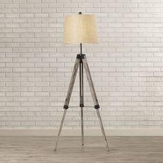 "Found it at Wayfair - Seaborn 63"" Tripod Floor Lamp $259"